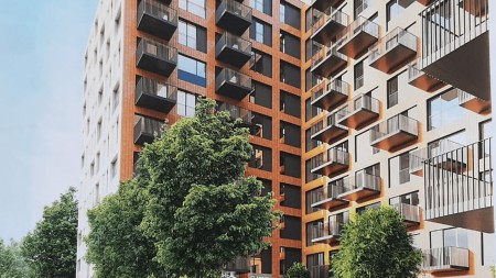 Apartment 3+1 - For sale Xhamlliku