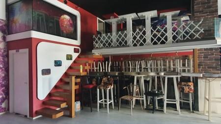 Bar-Restaurant - For sale Rruga Hamdi Garunja