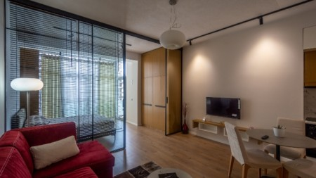 Apartament 1+1 - Shitje Rruga Tish Dahia