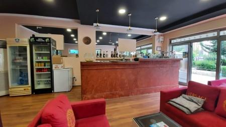 Bar-Restaurant - Shitje Jean d'Arc Boulevard