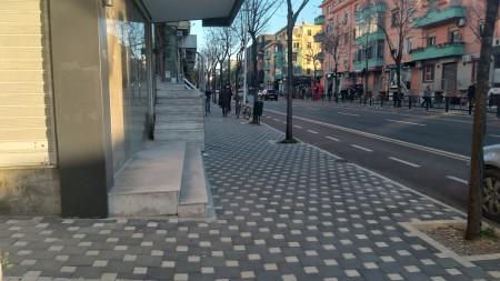 Dyqan - Shitje Rruga e Durrësit