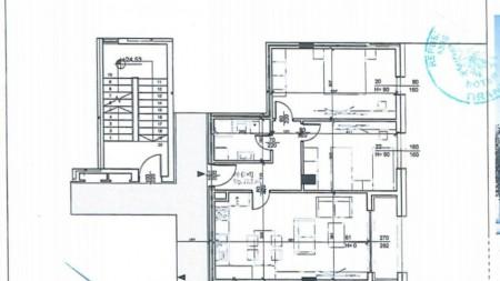 Apartament 2+1 - Shitje Rruga Sali Butka