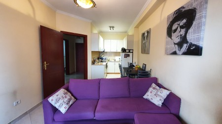 Apartament 1+1 - Shitje Rruga Frederik Shiroka