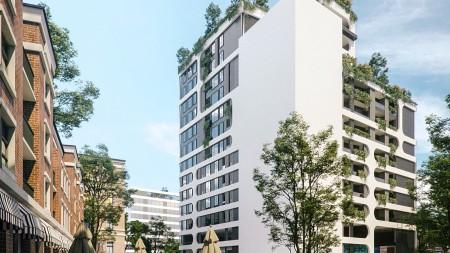 Apartment 1+1 - For sale Rruga Reshit Çollaku