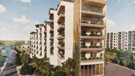 Apartament 1+1 - Shitje Rruga Liqeni i Thate