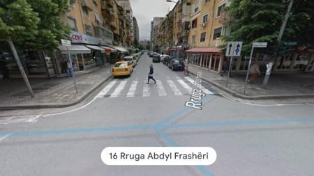 Dyqan - Shitje Rruga Abdyl Frashëri