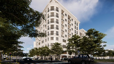 Apartament 1+1 - Qira Zogu I Boulevard