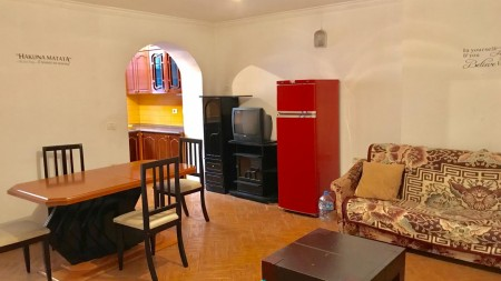 Apartament 1+1 - Shitje Rruga Myslym Shyri
