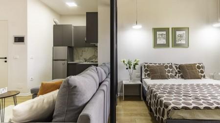 Apartament 1+1 - Shitje Rruga Ndrek Luca