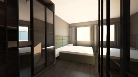 Apartament 2+1 - Qira Rruga Tish Dahia