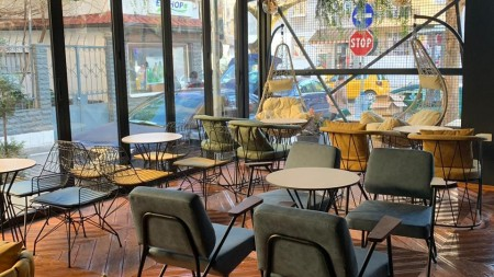 Bar-Restaurant - For sale Rruga Myslym Shyri