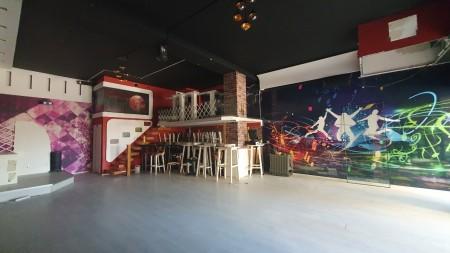 Bar-Restaurant - Shitje Rruga Hamdi Garunja