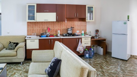 Apartament 2+1 - Shitje Rruga Muzaket