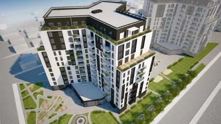 Apartament 1+1 - Shitje Rruga Dritan Hoxha