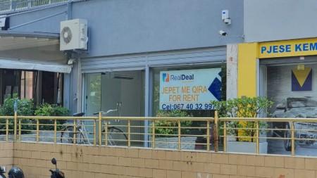 Shop - For Rent Rruga Dritan Hoxha