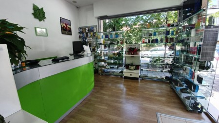 Dyqan - Shitje Rruga Zef Jubani
