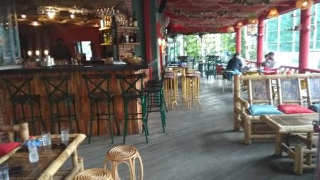 Bar-Restaurant - Shitje Rruga Sami Frashëri