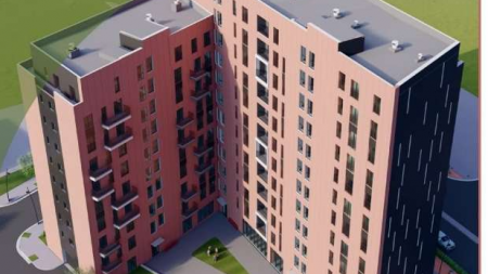 Apartament 1+1 - Shitje Rruga Filip Jano