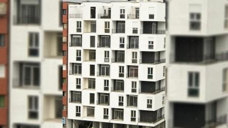 Apartament 1+1 - Shitje Rruga Foto Xhavella