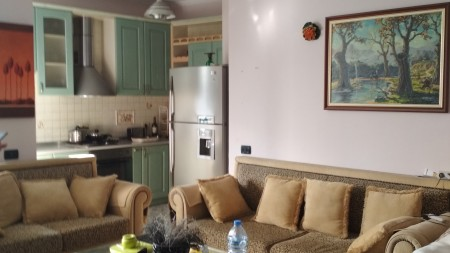 Apartment 2+1 - For Rent Rruga Fortuzi