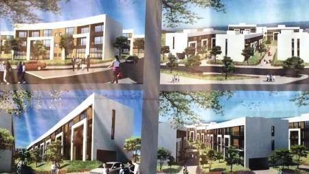 Apartment 2+1 - For sale Liqeni Thatë