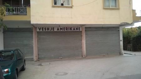 Dyqan - Shitje Rruga Jusuf Vrioni